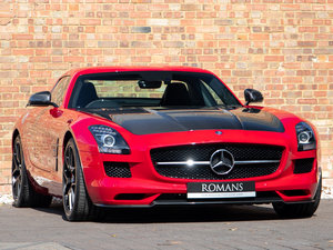 Picture of 2014 Mercedes SLS AMG GT Final Edition