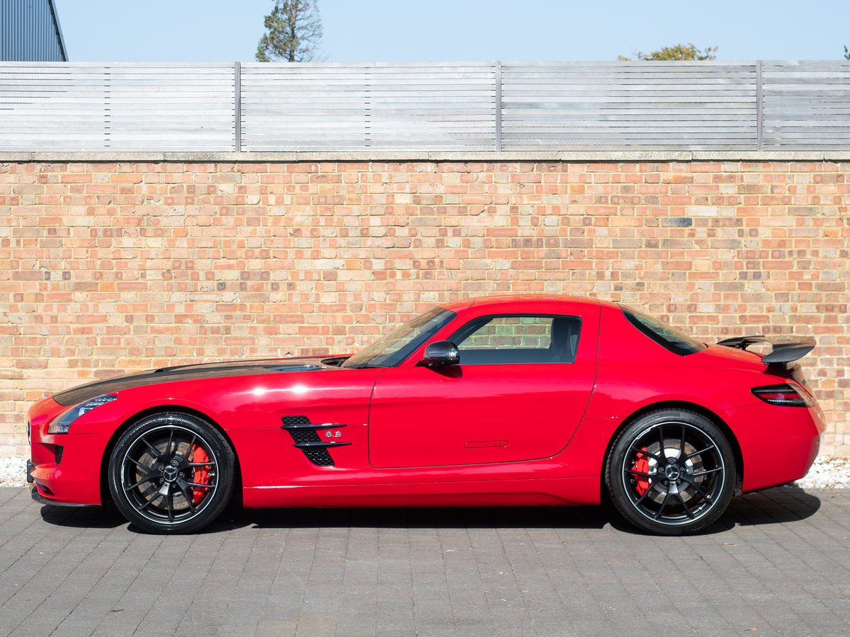 2014 Mercedes SLS AMG GT Final Edition For Sale (picture 2 of 6)