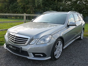 Picture of 2010 MERCEDES BENZ E350 BLUEEFFICIENCY SPORT AMG ESTATE AUTO