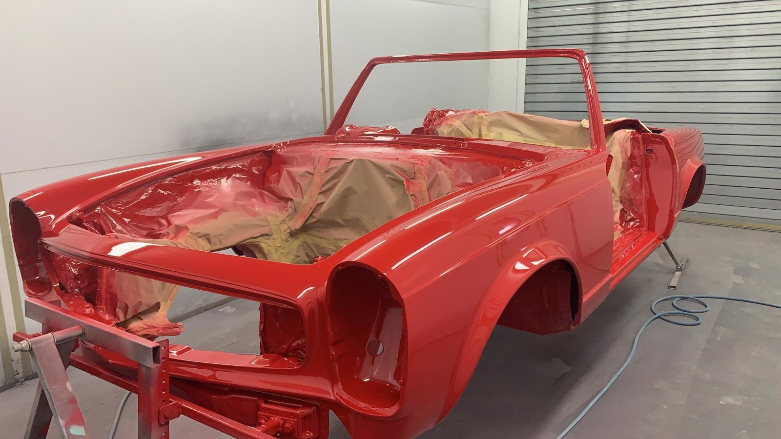 1967 The best Pagoda anywhere. Mercedes 250SL W113 5 speed. For Sale (picture 1 of 6)