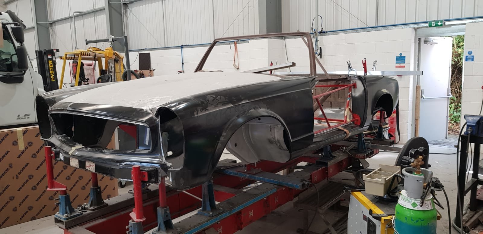 1967 The best Pagoda anywhere. Mercedes 250SL W113 5 speed. For Sale (picture 4 of 6)