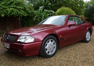 Picture of 1995 Mercedes R129 SL320 Auto at ACA 7th November