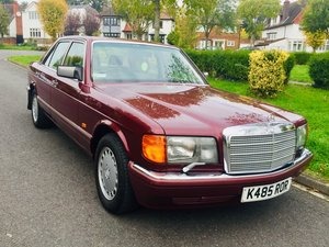 Picture of 1993 Mercedes 300SE K reg 4dr
