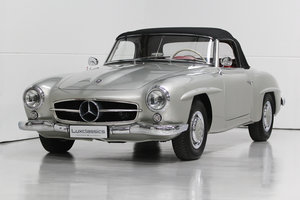 Picture of 1955 MERCEDES-BENZ 190 SL 190SL LHD RESTORED For Sale