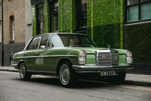 Mercedes W114 280 Manual