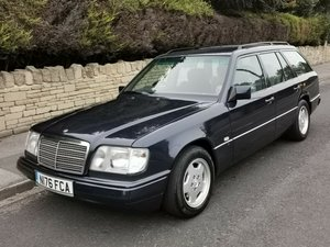 Picture of 1996 Mercedes benz e300d s124 multivale estate