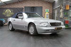 Picture of 1997 Mercedes-Benz SL500 1 Owner Hard-Top + Soft-Top For Sale
