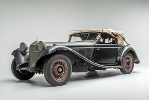 Picture of #23540 1935 Mercedes-Benz 290 Cabriolet For Sale