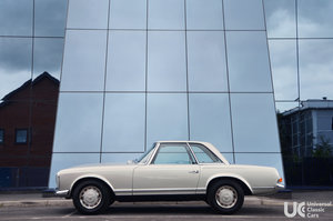 Picture of 1970 Mercedes 280SL Automatic SOLD