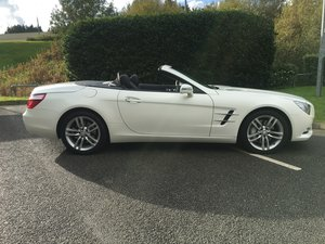 Picture of 2013 Mercedes SL 350 7-G Tronic blue Efficiency For Sale