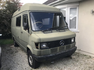 Picture of 1984 Unfinished Mercedes 310 camper project!