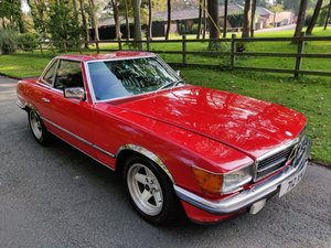 Picture of 1980 Spectacular Mercedes 450 SL AUTO