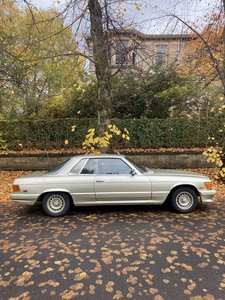 Picture of 1980 Mercedes Benz 380 SLC (C107) V8 Pillarless Coupe
