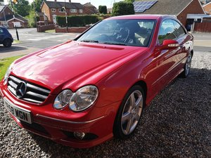 Picture of 1998 Mercedes clk 220 cdi amg sport auto stunning