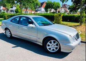 Picture of 2000 Mercedes clk 200 advantgarde (immaculate)