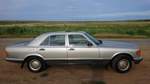 Picture of 1985 280SE Mercedes Full Mercedes Service History