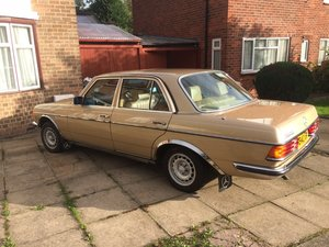 Picture of 1984 Very low mileage (30K miles) Mercedes 230E