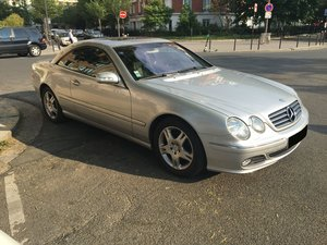 Picture of 2003 Mercedes-Benz CL 500 No reserve