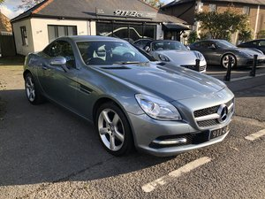 MERCEDES SLK 200 BLUE-EFFICIENCY 7G-TRONIC AUTO
