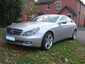 Picture of 2010 Rare Limited Edition Mercedes CLS350 272 BHP