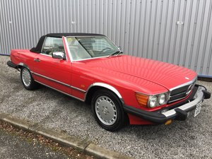 Picture of 1988 MERCEDES 560SL  W107 For Sale