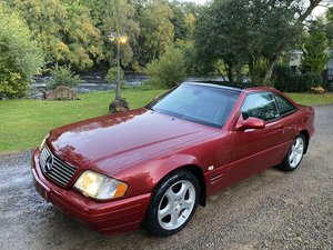Picture of 1998 SL280 R129 MERCEDES SL WITH PANORAMIC ROOF LOW MILEAGE