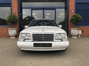 Picture of 1995 e Class w124 estate Exceptional example