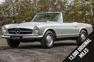 Picture of 1970 Mercedes-Benz 280SL Pagoda UNRESTORED 13k Miles