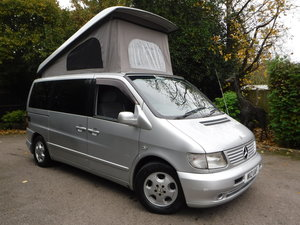 Picture of 2000 Mercedes Vito Motorhome SOLD