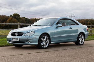 Picture of 2003 MERCEDES CLK 270 DIESEL FSH LOW MILES (55K) LEATHER GPS For Sale