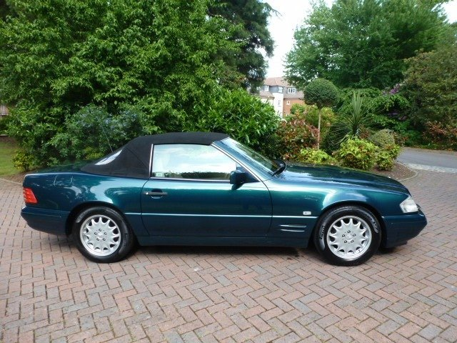 1996 Mercedes sl class For Sale (picture 1 of 6)