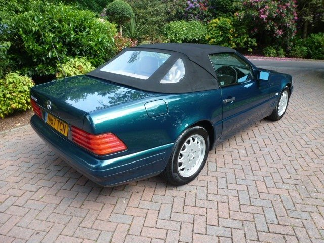 1996 Mercedes sl class For Sale (picture 3 of 6)