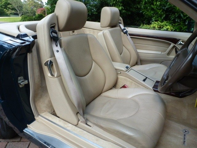 1996 Mercedes sl class For Sale (picture 4 of 6)