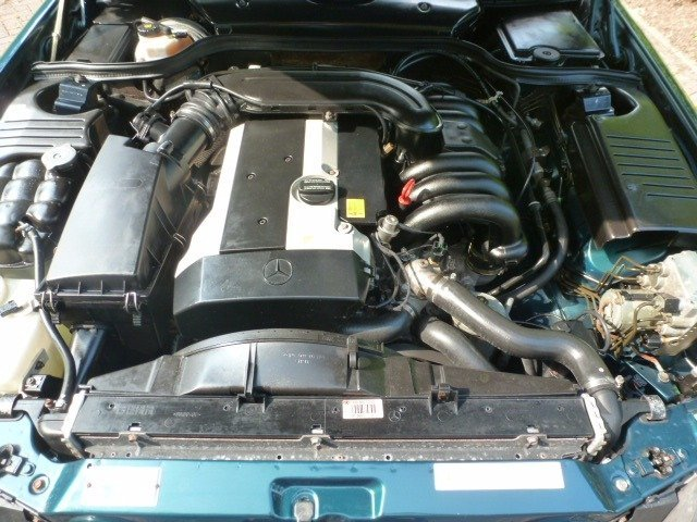 1996 Mercedes sl class For Sale (picture 6 of 6)