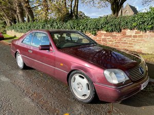 Picture of 1995 Mercedes S500 coupe SEC CL W140