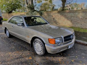 Picture of 1987 Mercedes 500SEC