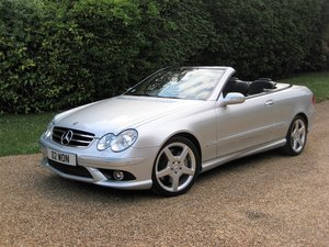 Picture of 2006 Mercedes Benz CLK350 Sport AMG With Just 15,000 Miles