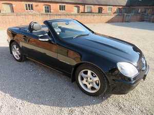 Picture of MERCEDES SLK 230 KOMPRESSOR AUTO 2001 46K MILES FROM NEW For Sale