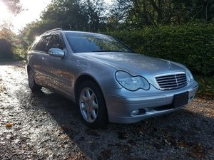 Picture of 2002 Mercedes C240 Estate 18,997 miles from new