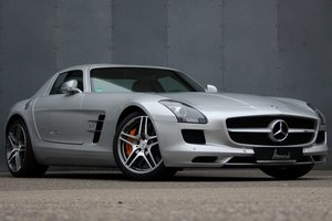 Picture of 2011 Mercedes-Benz SLS AMG Coupé LHD