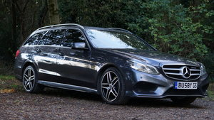Picture of 2014 Mercedes E220CDI AMG Sport Estate | Stunning