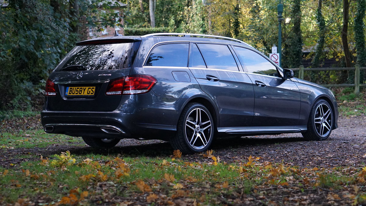 2014 Mercedes E220CDI AMG Sport Estate | Stunning For Sale (picture 4 of 4)