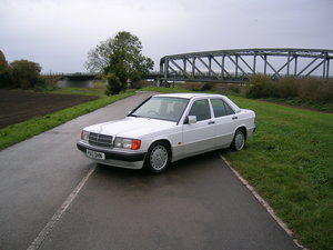 Picture of 1992 Mercedes 190 E Automatic