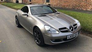 Immaculate Mercedes SLK