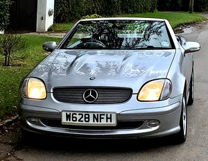 Picture of 2000 Mercedes SLK Absolutely immaculate, rare MANUAL