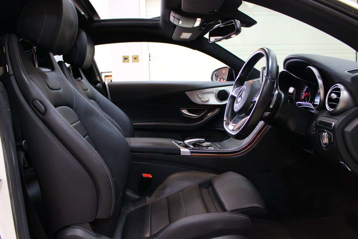 2017 Mercedes-Benz C Class Coupe C220 AMG Line 9G-Tronic For Sale (picture 6 of 10)
