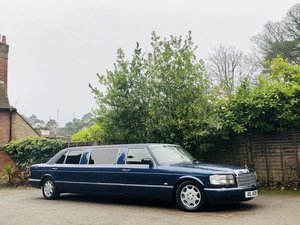 One Off limousine - 500 SEL!!!