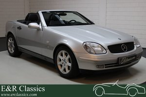 Picture of Mercedes-Benz SLK230 68,776 km air conditioning 1998