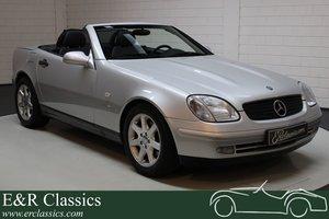 Mercedes-Benz SLK230 68,776 km air conditioning 1998