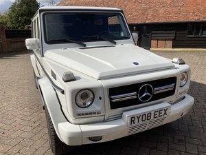Picture of 2008 MERCEDES -BENZ G- WAGON AMG 55 AUTOMATIC 4X4 For Sale by Auction